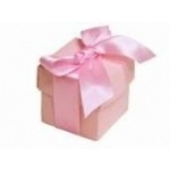 Favor Box - 2pc - 50pk  - Pink