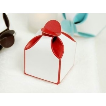 Favor Box - 2 Tone - 50pk - Red