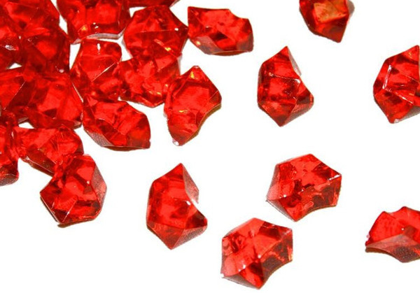 Kg acrylic ice red wedding superstore all items are