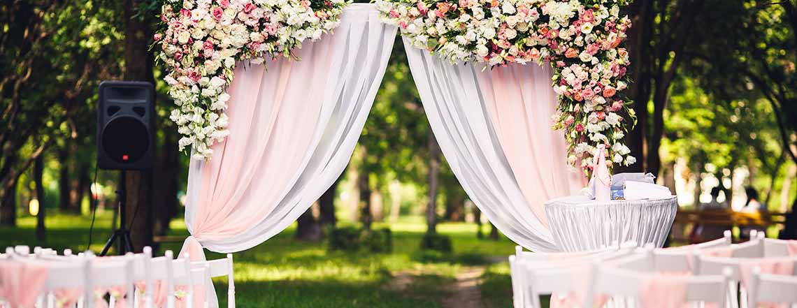 Wedding Decorations Stocking Australia With The Finest Wedding Decor