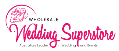 Wedding decorations stocking australia with the finest wedding decor wholesale wedding superstore junglespirit Images