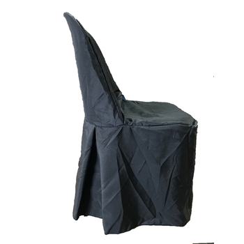 Polyester Small/Pipee Chair Cover - Black