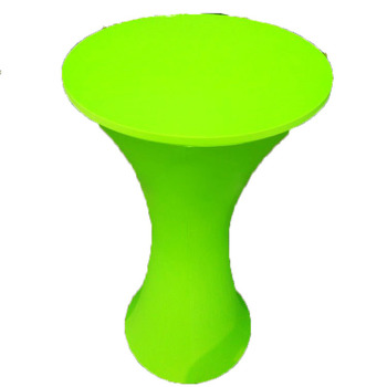 Dry Bar Cover 600mm (round base) - Lycra - Lime