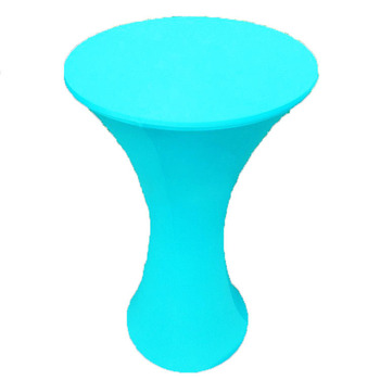 Dry Bar Cover 600mm (round base) - Lycra - Tiffany