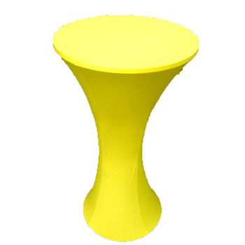 Dry Bar Cover 600mm (round base) - Lycra - Yellow