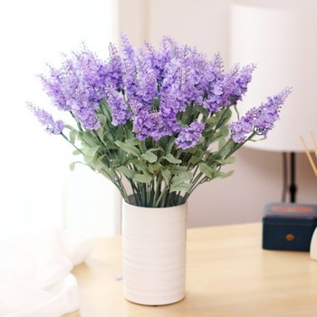 Lavender Bush - Light Purple