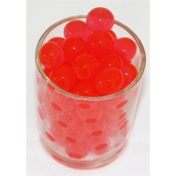 14gm Red Water Pearls / Vase Filler Jelly Balls