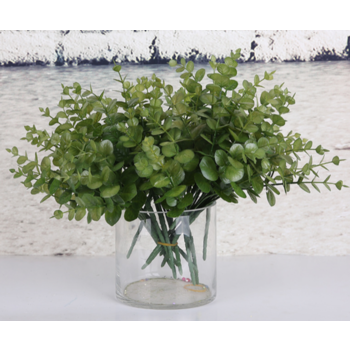 25cm Small Filler Eucalyptus Spray