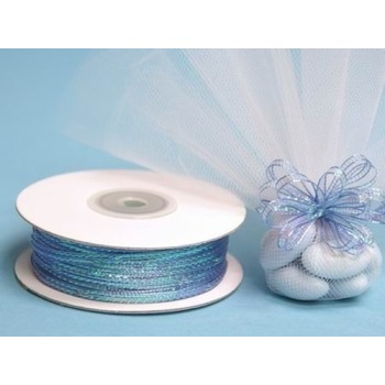 1/8 inch Pull Ribbon - Periwinkle