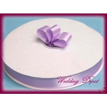 7/8 Satin Ribbon - 50yds - Lavender