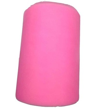 12inch x 100yd Tulle Roll - Pinky Pink