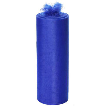 12inch x 100yd Tulle Roll - Royal