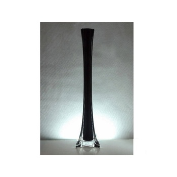 20 inch (50cm) - Black - Eiffel Tower Vase