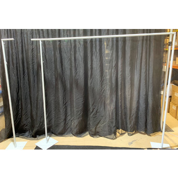 3m Extension Kit for 3x6 Backdrop frame