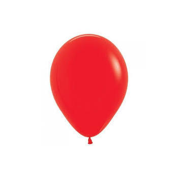 100pcs - Red Balloons 30cm