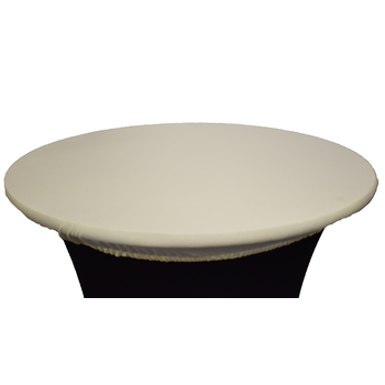 Dry Bar Topper Fitted Lycra - Ivory